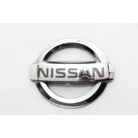 Nissan 350Z 03-09 Front Bumper Grille LOGO EMBLEM (NISSAN) 62890-CD000 OEM