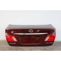Lexus ES350 Trunk Decklid Luggage Lid Burgundy 07-09 OEM 64401-33470 A974 2007, 2008, 2009
