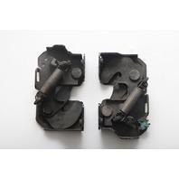 Infiniti G37 Hood Lid Release Latch Lock Left/Right Set 08-13 A799 2008, 2009, 2010, 2011, 2012, 2013