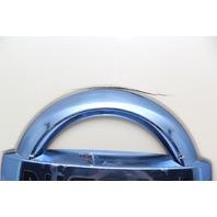 Nissan Leaf Charging Port Lid Cover Complete White 65701-3NB5B OEM 2011-2012