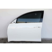Lexus GS350 Front Left/Driver Side Door Assembly White 67002-30A10 07-12 A909 2007, 2008, 2009, 2010, 2011, 2012