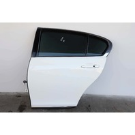 Lexus GS350 Rear Left/Driver Side Door Assembly White 67004-30620 07-11 A909 2007, 2008, 2009, 2010, 2011