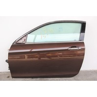 Honda Accord Coupe Front Door Assembly Left/Driver Bronze OEM 13-17