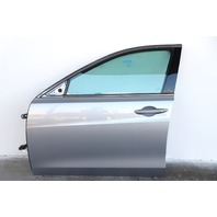 Acura TLX Front Left/Driver Door Assembly Blue 67050-TZ3-A90 OEM 15-17 A929 2015, 2016, 2017