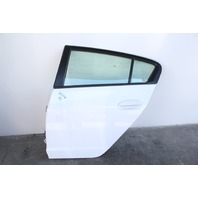 Honda Insight Rear Door Assembly Left/Driver White Electric OEM 10 11 12 13 14