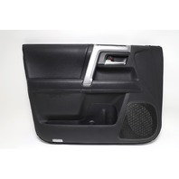 Toyota 4Runner 13-19 Door Panel, Front Left Driver Side, Black 67620-35C61-C0 OEM