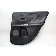 Toyota Venza Door Panel Rear Right/Pass Side Black 67630-0T061 OEM 13 14 15