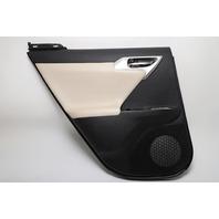 Lexus CT200h Rear Door Panel Trim Left Black Interior 67640-76020 11-14 OEM A887 2011, 2012, 2013, 2014