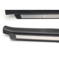 Toyota Venza Front Rocker Scuff Plate Left/Driver Right/Passenger Set OEM 13-15