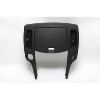 Nissan 370Z Instrument Panel Trim Radio Bezel Panel 68260-1EA1A OEM 09-20 A964 2009, 2010, 2011, 2012, 2013, 2014, 2015, 2016, 2017, 2018, 2019, 2020