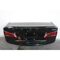 Acura TLX Lid Trunk Decklid Assembly Black w/ Camera 68500-TZ3-A90 15-17 A937 2015, 2016, 2017