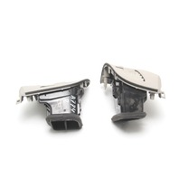 Nissan Leaf Dash Air A/C Vent Left/Right Side Set (2) Tan Cream OEM 2011-2017