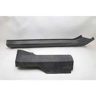 Honda Element Rocker Panel Molding Right/Passenger Front/Rear Textured OEM 09-11 A975 2009, 2010, 2011