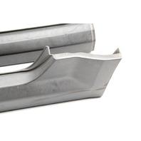 Honda Element Rocker Panel Molding Left/Driver Front/Rear Gray Textured OEM 2005