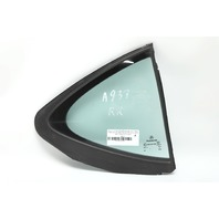 Acura TLX Rear Right/Passenger Vent Glass 73405-TZ3-A01 OEM 15-20 A937 2015, 2016, 2017, 2018, 2019, 2020