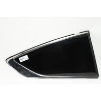 Honda Accord Coupe Quarter Glass Window Rear Right/Passenger OEM 13 14 15 16 17