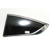 Honda Accord Coupe Quarter Glass Window Rear Left/Driver OEM 13 14 15 16 17