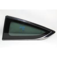 Honda Accord COUPE 08-12 Rear Left Quarter Glass Window 73561-TE0-000 OEM