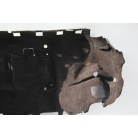 Infiniti G37 Sedan Full Floor Carpet Set Black/Black 74901-1NF0E OEM 09 10 11 12 13
