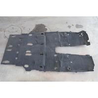 Infiniti QX56 Full Floor Carpet Black 74902-ZC504 OEM 05-07 A947 2005, 2006, 2007