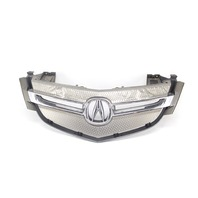 Acura MDX Front Upper Grille Grill Green W/Emblem OEM 75100-STX-A01 OEM 07-09