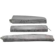 Honda Element Roof Panel Molding Right/Passenger Set of 3 Gray Textured OEM 0506