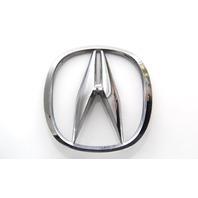 Acura TSX Rear Trunk Lift-gate Deck lid Emblem Logo ONLY 75701-SEC-A00 OEM 04-08
