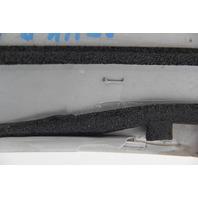 Nissan 350Z Roof Cowl Dash Pillar Molding Trim Right/Passenger White OEM 03-08