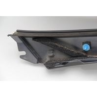 Infiniti G37 Coupe Pillar Molding Trim Garnish Right/Passenger Gray OEM 08-13