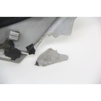 Infiniti G37 Coupe Pillar Molding Trim Garnish Left/Driver White OEM 08-13