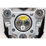 Honda Civic Si Steering Wheel Air Bag Black W Clock Spring 77810-TBA-A81ZA 16-19