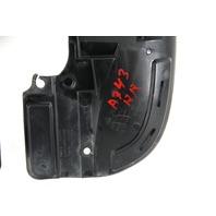 Nissan 350Z Mud Guard Closing Rear Bumper Left/Right Set OEM 03 04 05 06 07 08