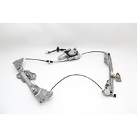 Nissan 350Z Convertible Window Regulator w/Motor, Bracket Base Left OEM 04-09