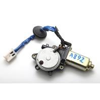 Nissan 350Z Window Regulator Motor ONLY Right 80730-CD001 OEM 03-07 A892 2003, 2004, 2005, 2006, 2007