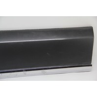 Infiniti QX56 Door Molding Moulding Trim Garnish Charcoal/Gray/Grey Front Right
