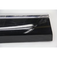 Infiniti QX56 Door Molding Moulding Trim Garnish Front Left/Driver Black, 04-10