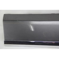 Infiniti QX56 Door Molding Moulding Trim Garnish Charcoal/Gray/Grey Front Left