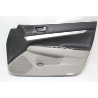 Infiniti G35 Sedan 07-08 Door Panel Trim Lining Front Right/Passenger 80900-JK61B