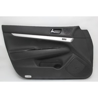Infiniti G37 Sedan 08-10 Front Left Door Panel, Black 80901-1NC5B
