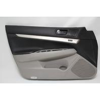 Infiniti G35 Sedan 07-08 Door Panel Trim Lining Front Left/Driver 80901-JK61B