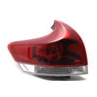 Toyota Venza Tail Light Lamp Quarter Rear Left/Driver 81560-0T020 OEM 12-17