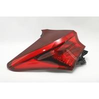 Scion iM Tail Light Lamp Taillight Left/Driver 81561-12C51 OEM 16-18 A928 2016, 2017, 2018