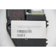Acura RL 05 06 07 08 Seat Reclining Switch Left Driver Tan 81653-SJA-A01 OEM
