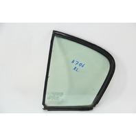 Infiniti G37 Rear Left/Driver Vent Corner Glass 82263-JK000 OEM 09 10 11 12 13