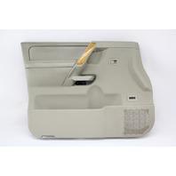 Infiniti QX56 Rear Door Panel Left/Driver Tan 82901-7S103 OEM 04 05 06 07 08