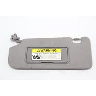 Honda Insight Left/Driver Sun Visor Sunvisor 83280-TM8-A01ZA OEM 10-11
