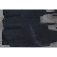Honda Element Interior Floor Carpet Covering Front/Rear Black OEM 07 08 2007