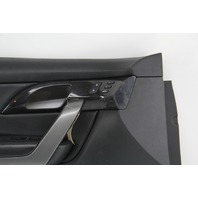 Acura MDX Front Door Panel Lining Left/Driver Black 83501-STX-A12 OEM 07 08 09