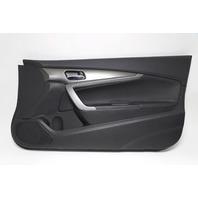 Honda Accord Coupe Front Door Panel Trim Right/Passenger Black OEM 2013-2017