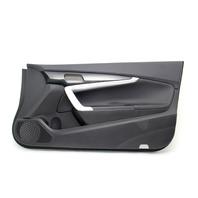 Honda Accord Coupe 13 14 15 Door Panel Trim, Front Right Black 83501-T3L-A11ZA